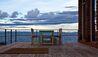 Titilaka Hotel : Deck Area