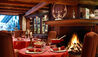Hotel Le Lana : Saint-Nicolas Restaurant