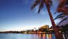 The Kahala Hotel & Resort : View Of Resort From The Beach At Evening