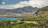 Four Seasons Resort Oahu at Ko Olina : Mountainous Surroundings