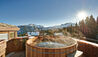 L'Apogée Courchevel : Penthouse Hot Tub