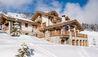 Shemshak Lodge : Lodge Exterior