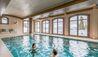 Shemshak Lodge : Indoor Swimming Pool