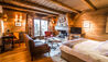 Hotel Le Blizzard : Two Bedroom Suite Mountain View