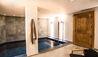 La Mourra Hotel Village : Chalet Ambre Spa Pool
