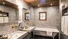 La Mourra Hotel Village : Chalet Chene Bathroom
