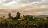 Cavas Wine Lodge : Accommodation Exterior And Vineyards
