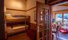 Riffelalp Resort 2222m : Suite Monta Rosa Bunkbed Room