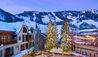 The Little Nell : Winter Lodge Scene