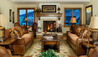 The Arrabelle at Vail Square : Penthouse Living Room