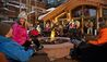 The Lodge at Vail : Outside Gathering And Entertainment