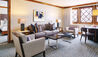 The Sebastian Vail : Executive Two Bedroom Suite Living Area