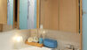 Ombre Blu : Guest Bathroom