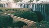 Bridge Next To Victoria Falls