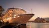 Oceania Cruise At Marina In Sydney