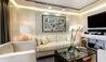Oceania Cruises : Vista Suite Lounge Area