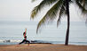 Iniala Beach House : Beach Yoga