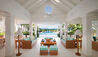 Bananaquit Estate House at Jumby Bay Island : Living Area
