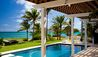 Frangipani Point Estate Home at Jumby Bay Island : Outdoor Private Pool
