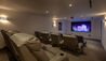 The Beach House, Meads Bay : Home Theatre