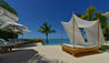 Kairos Estate Home at Jumby Bay Island : Poolside Loungers
