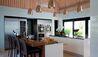 Lazy Lizard  Estate House at  Jumby Bay Island : Kitchen
