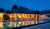Sandpiper Beach House at Jumby Bay Island : Villa Exterior By Night