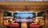 Sea Hare Villa at  Jumby Bay Island : Lounge Area With Ocean View