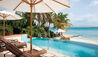 Sea Hare Villa at  Jumby Bay Island : Private Pool