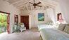 Sea Horse Villa at Jumby Bay Island : Twin Bedroom