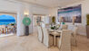 Saint Peter's Bay : Deluxe Beachfront Penthouse Dining Area