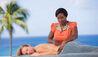 Outdoor Massage Treatment