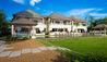 Villa Exterior and Lawn