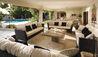 Moon Reach : Poolside Lounge Area