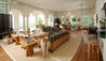 One Sandy Lane : Villa Lounge And Dining Area