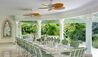 St Helena : Large Group Dining