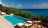 Maison Tranquille : Outdoor Pool with View of the Ocean