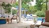 Jacaranda : The Terrace and Outdoor Pool