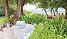 Jacaranda : Outdoor Seating with Beach View