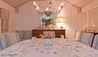Jacaranda : The Dining Room