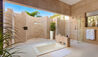 The Beach House, Meads Bay : Bathroom With External Shower