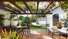 Villas at Marbella Club Hotel, Golf Resort & Spa : Two Bedroom Villa Outdoor Dining Area