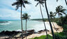 Anantara Peace Haven Tangalle Resort : View Of The Beach And Ocean