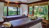 Belmond Napasai : Couple's Spa Treatment Room