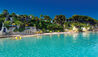 Porto Zante Villas and Spa : Private Beach