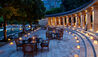 Amanjiwo : Pool Club Bistro Dinner