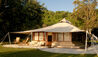 Amanwana : Tent Exterior