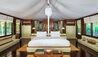 Amanwana : Tent Interior