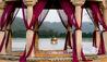 Amanbagh : Chhartri Dinner