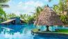 The St. Regis Bali Resort : Expansive Salt Water Lagoon